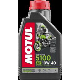 Olej MOTUL 5100 4T 10W-40...